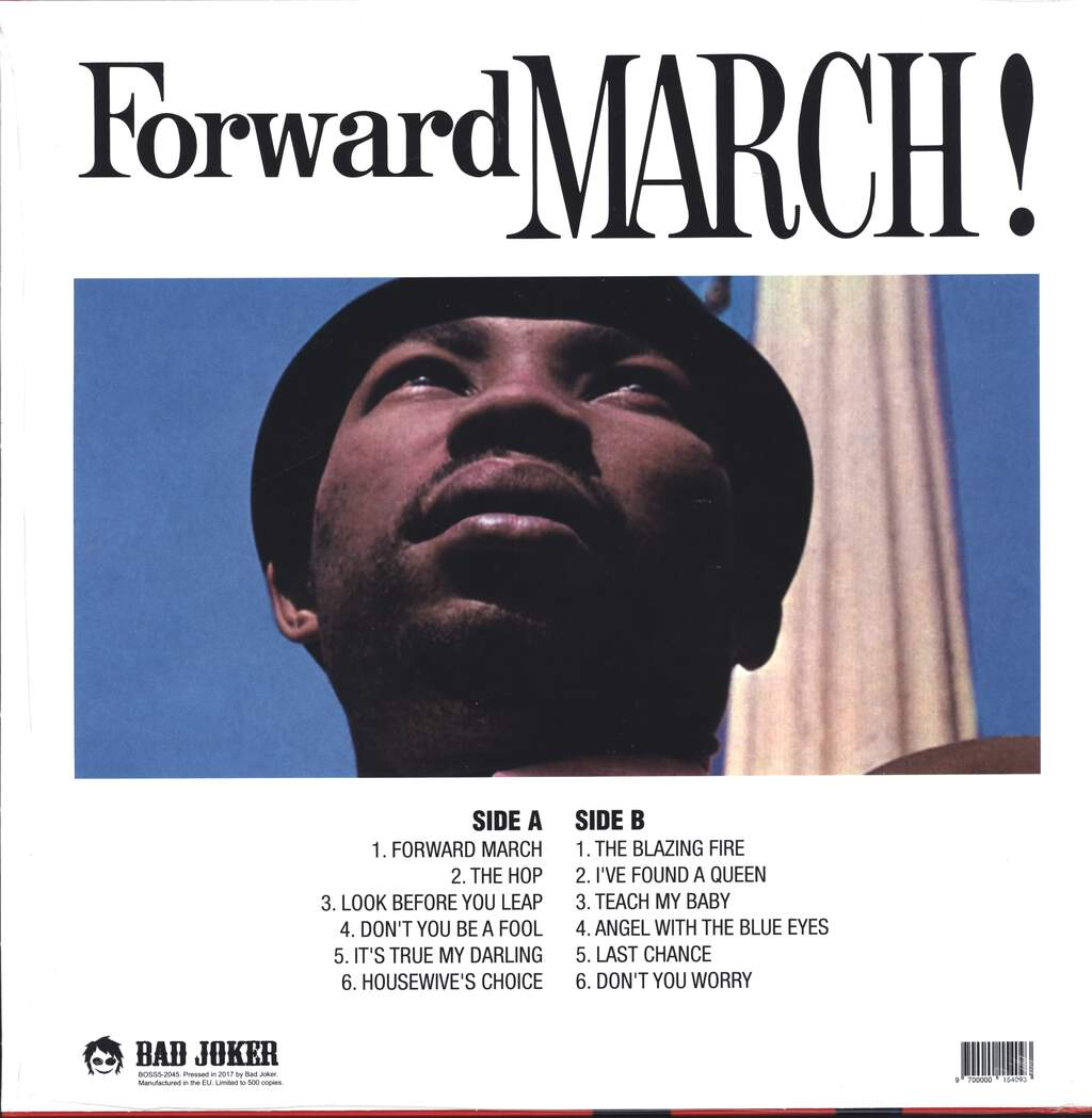 Derrick Morgan: Forward March!, LP (Vinyl)