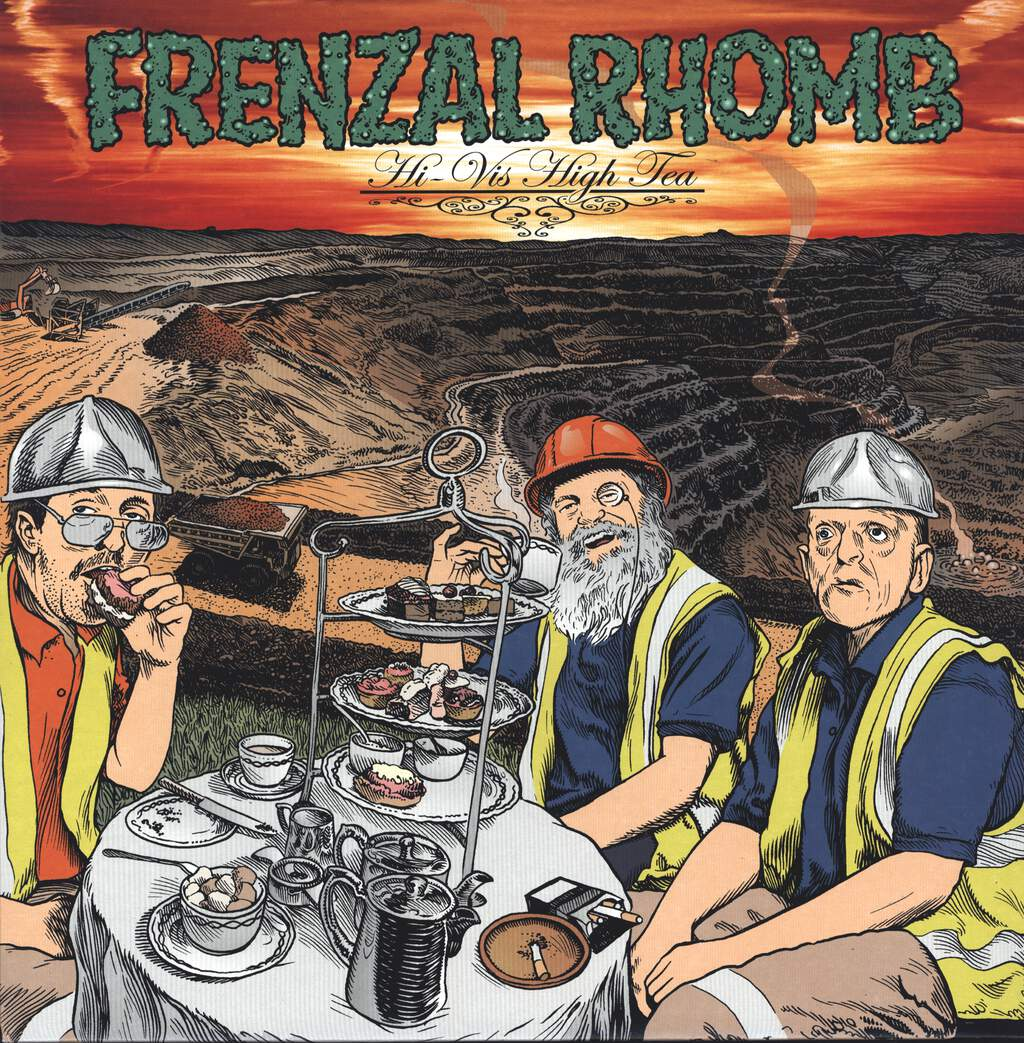 Frenzal Rhomb: Hi-Vis High Tea, LP (Vinyl)