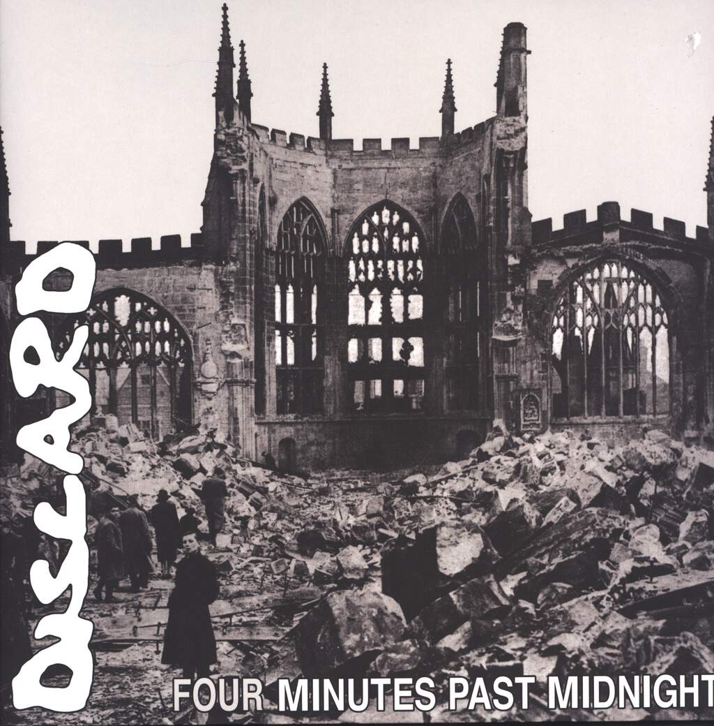 Discard: Four Minutes Past Midnight, LP (Vinyl)