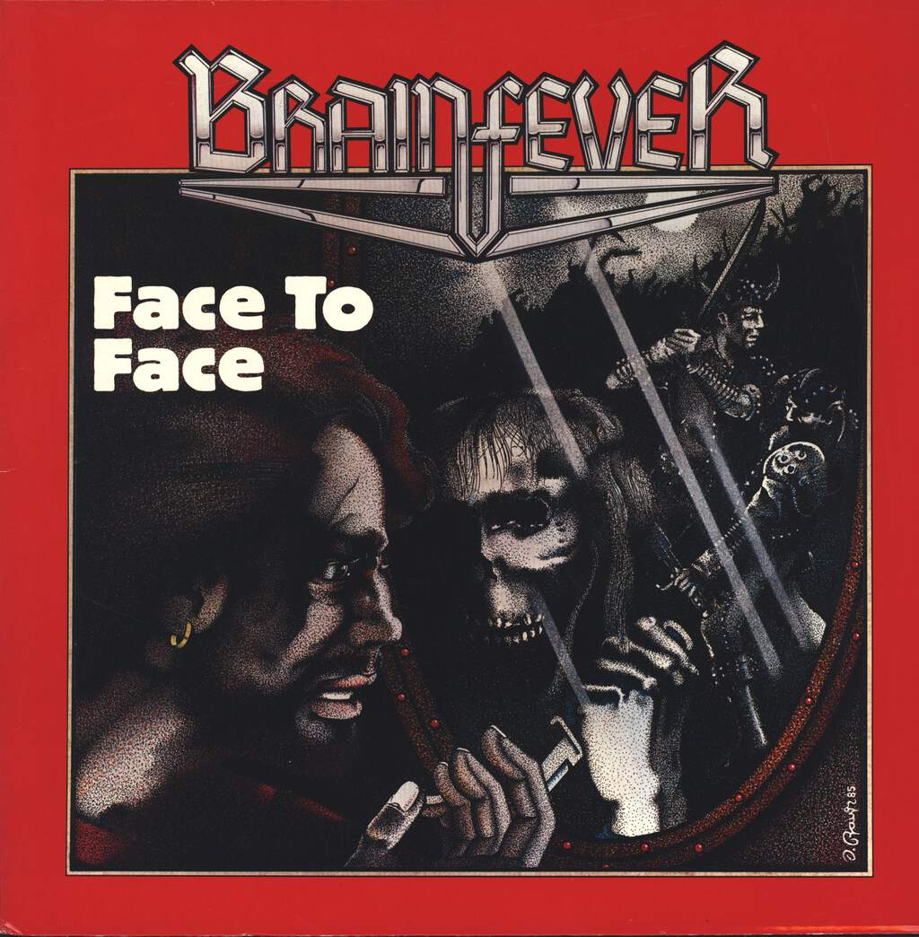 Brainfever: Face To Face, LP (Vinyl)