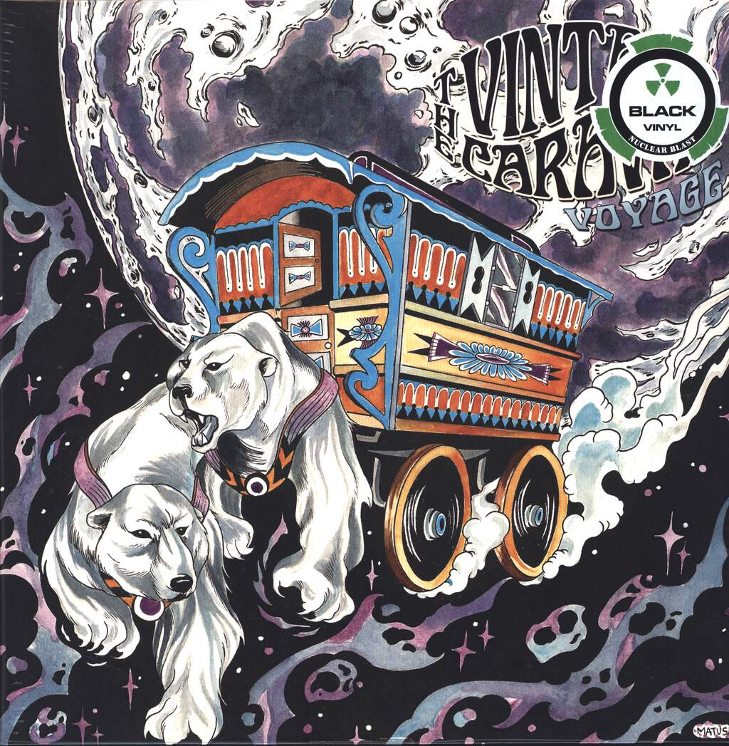 The Vintage Caravan: Voyage, LP (Vinyl)