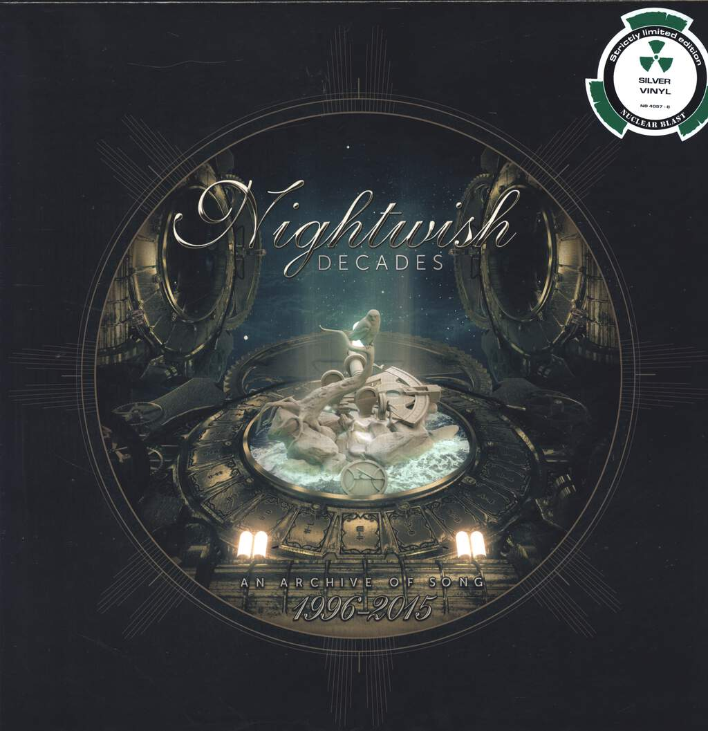 Nightwish: Decades - An Archive Of Song 1996-2015, LP (Vinyl)
