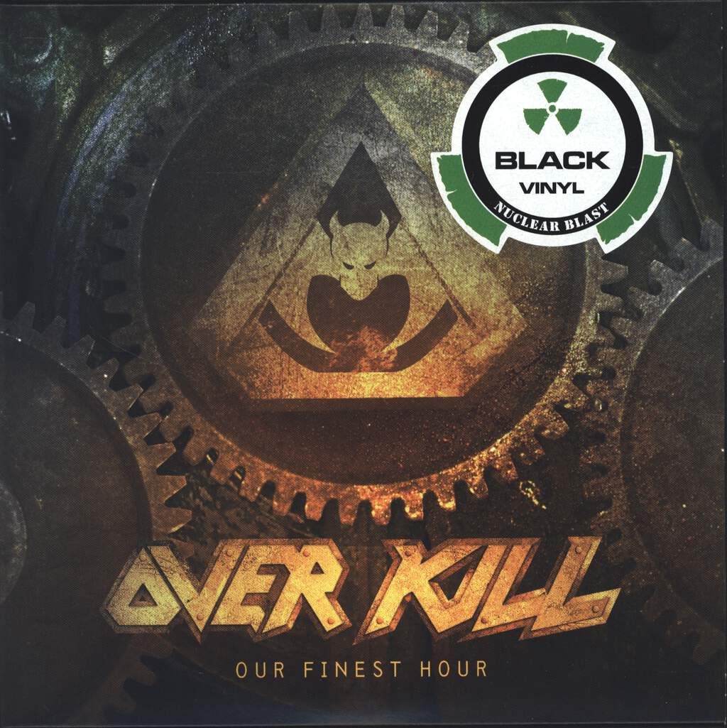 "Overkill: Our Finest Hour, 7"" Single (Vinyl)"