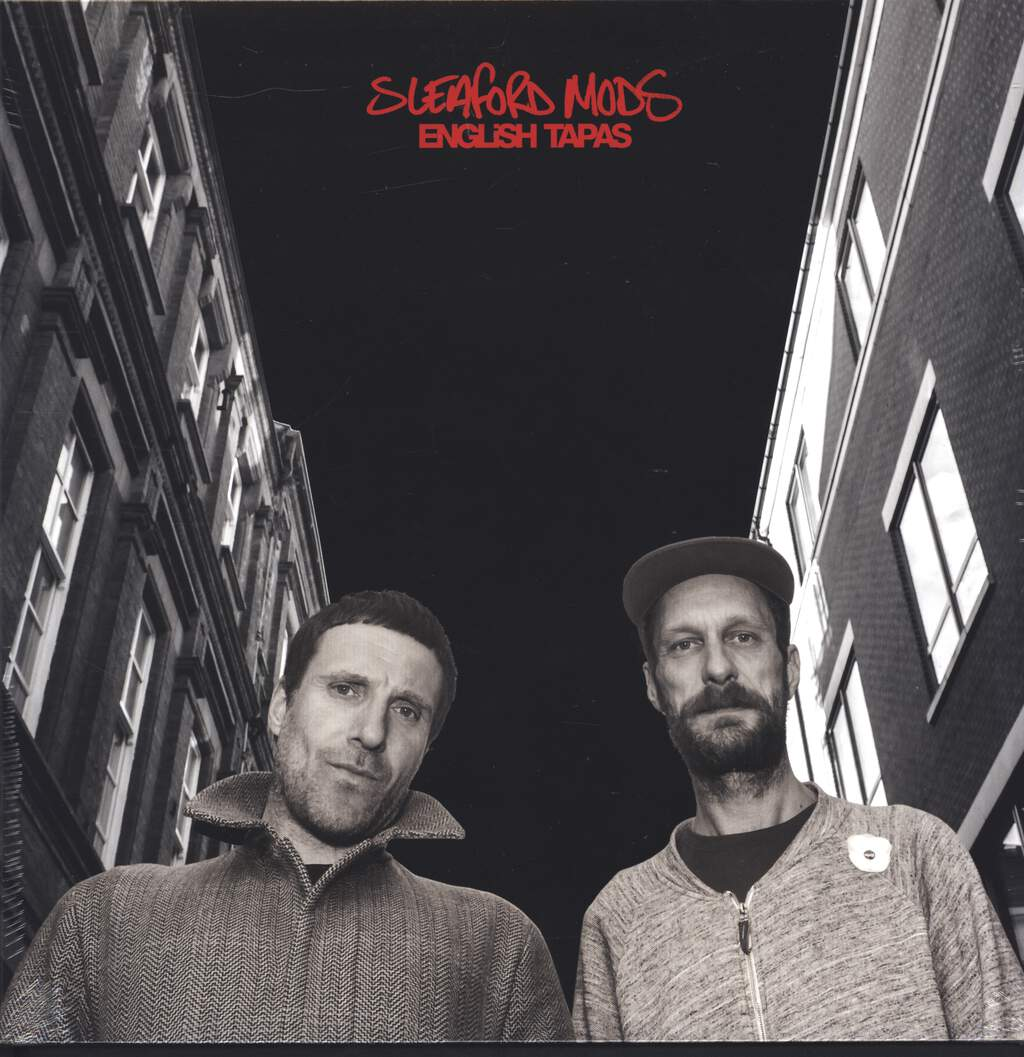 Sleaford Mods: English Tapas, LP (Vinyl)