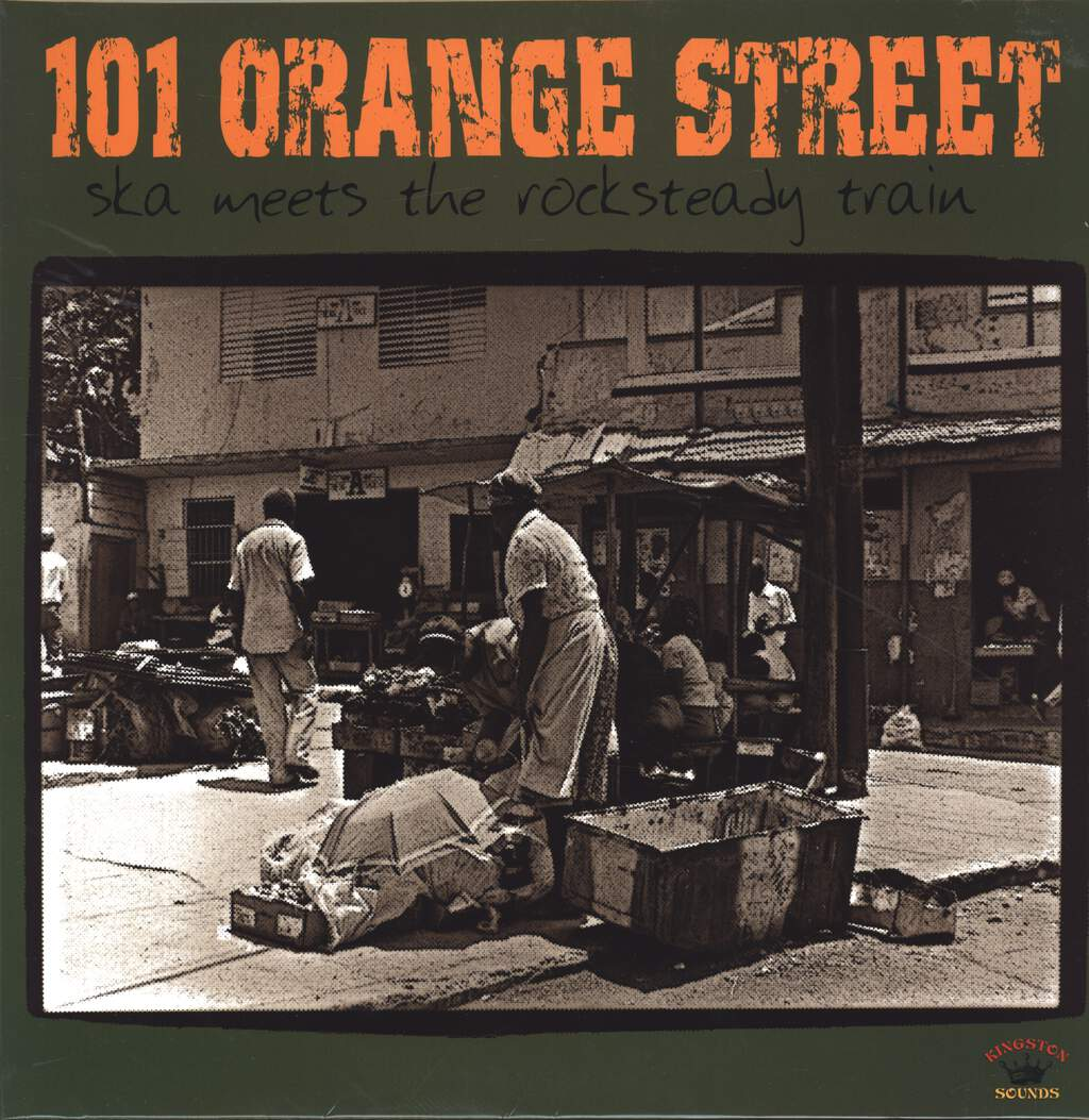 Various: 101 Orange Street - Ska Meets The Rocksteady Train, LP (Vinyl)