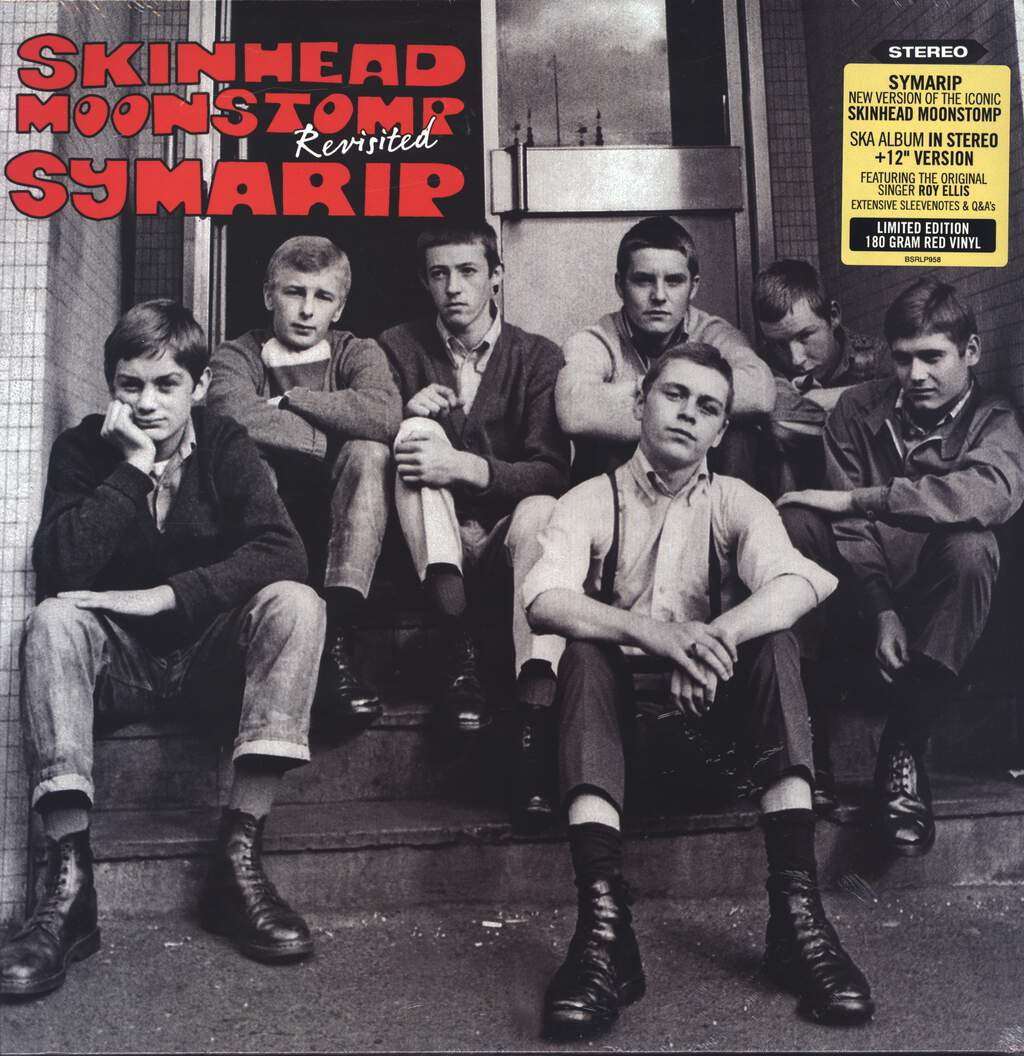 Symarip: Skinhead Moonstomp Revisited, LP (Vinyl)