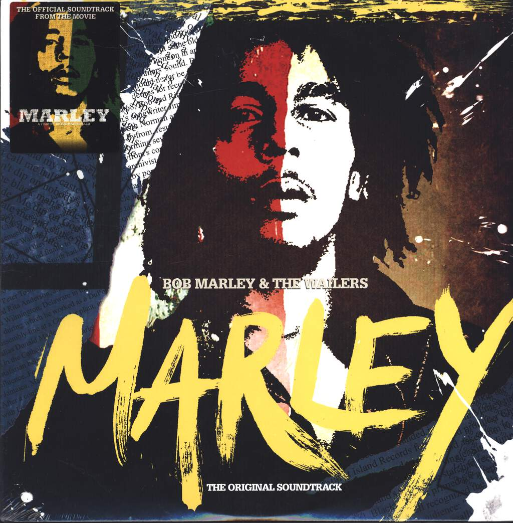 Bob Marley & The Wailers: Marley (The Original Soundtrack), LP (Vinyl)