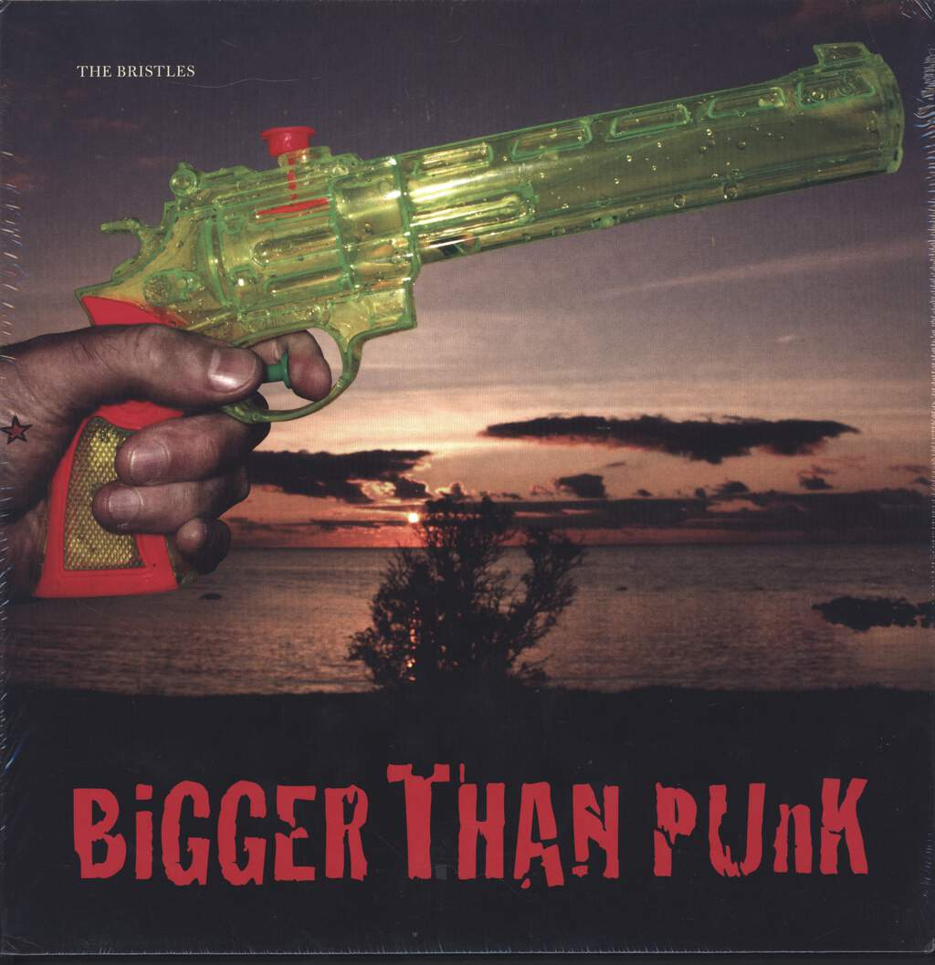 Bristles: Bigger Than Punk, LP (Vinyl)