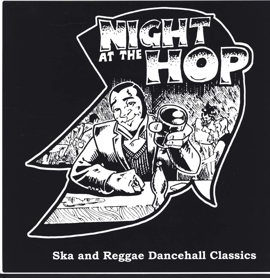 Various: Night At The Hop (Ska And Reggae Dancehall Classics), LP (Vinyl)