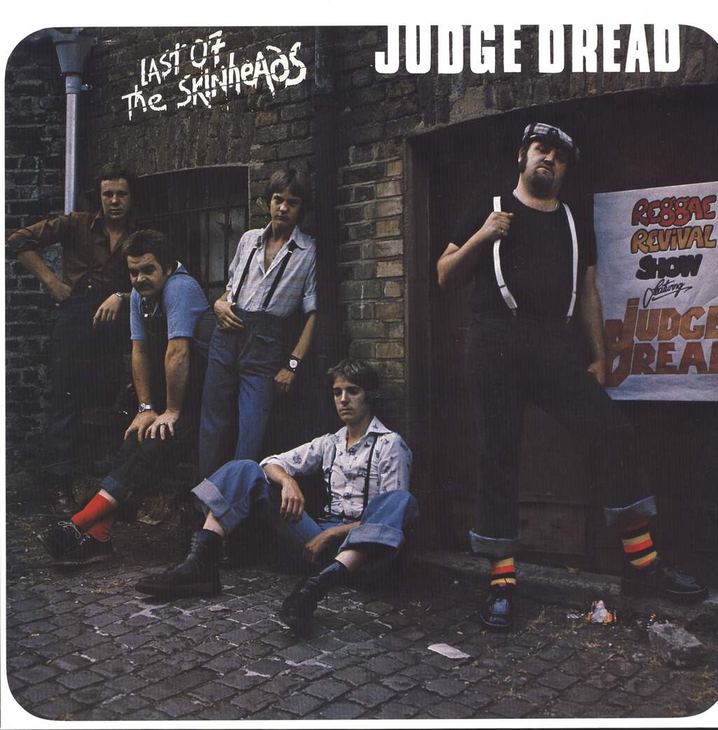 Judge Dread: Last Of The Skinheads, LP (Vinyl)