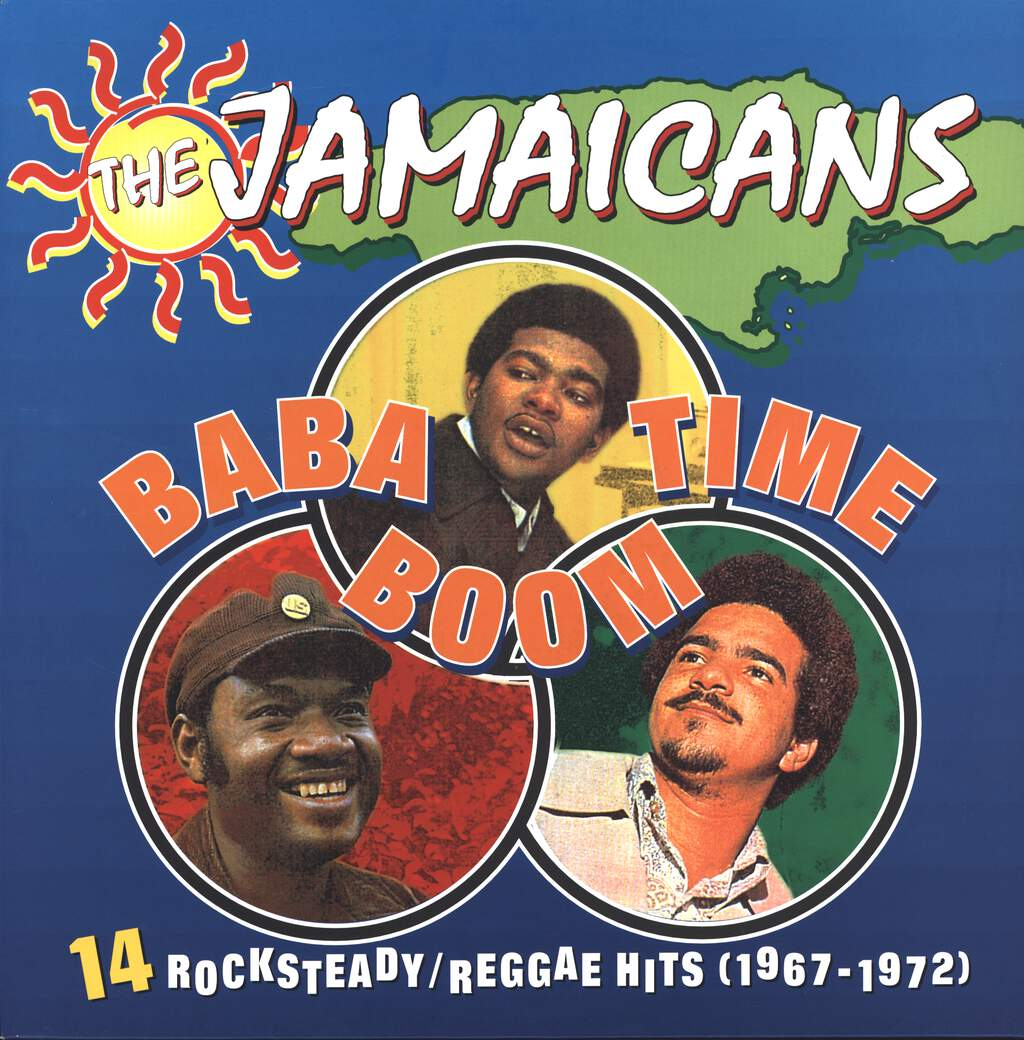 The Jamaicans: Baba Boom Time, LP (Vinyl)
