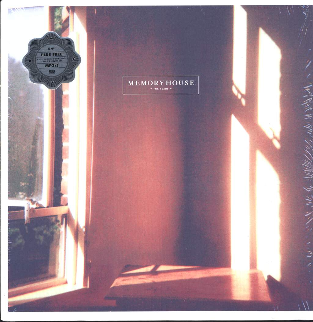"Memoryhouse: The Years, 12"" Maxi Single (Vinyl)"