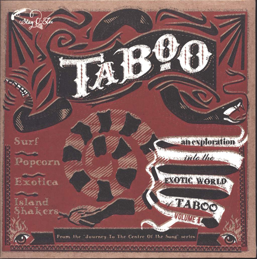 Various: Taboo - An Exploration Into The Exotic World Of Taboo Volume 1, LP (Vinyl)