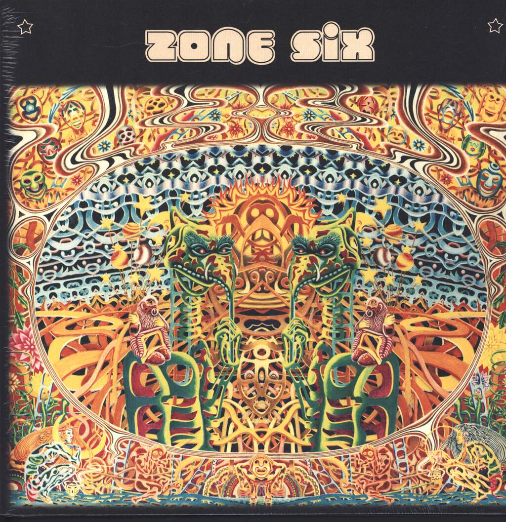 Zone Six: Zone Six, LP (Vinyl)