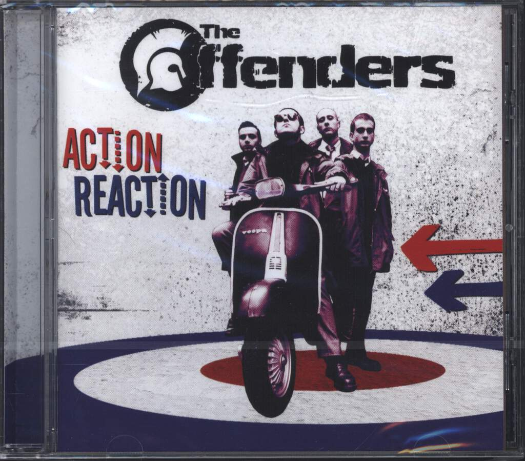 The Offenders: Action Reaction, CD