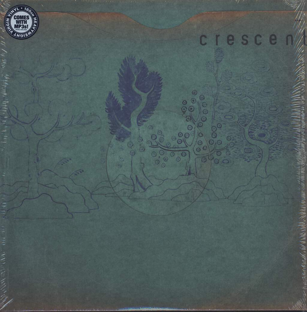 Crescent: Resin Pockets, LP (Vinyl)