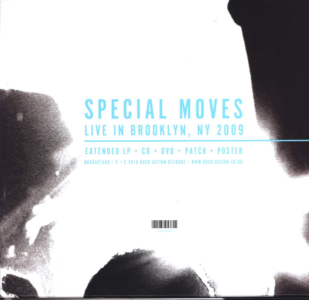 Mogwai: Special Moves, LP (Vinyl)