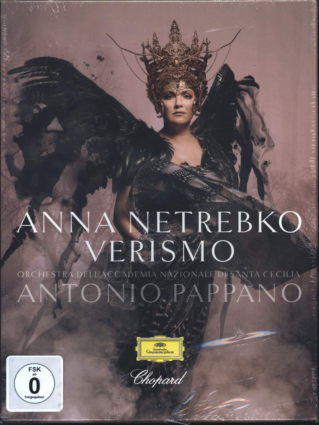 Anna Netrebko: Verismo - Chopard-Super-Deluxe-Edition, CD