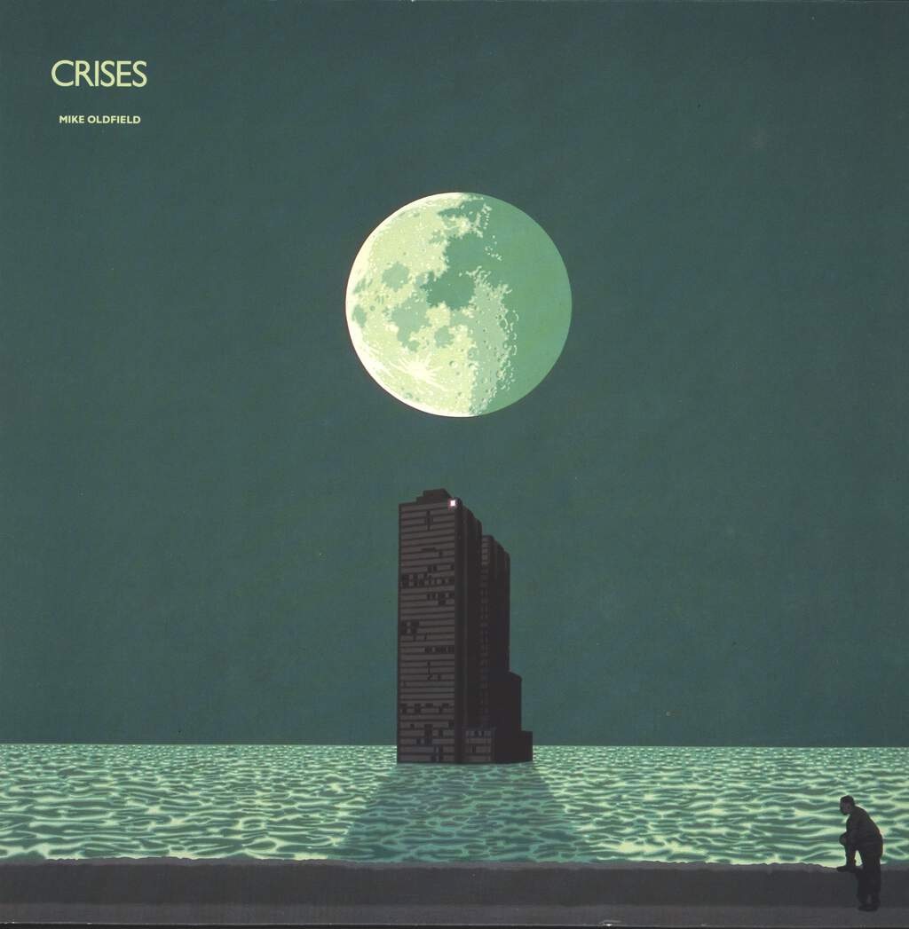 Mike Oldfield: Crises, LP (Vinyl)