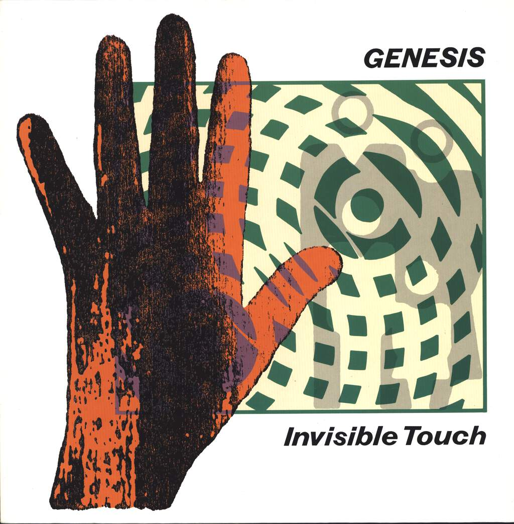 Genesis: Invisible Touch, LP (Vinyl)