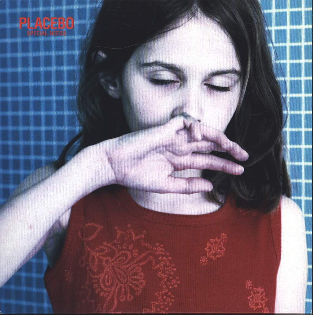"Placebo: Special Needs, 7"" Single (Vinyl)"