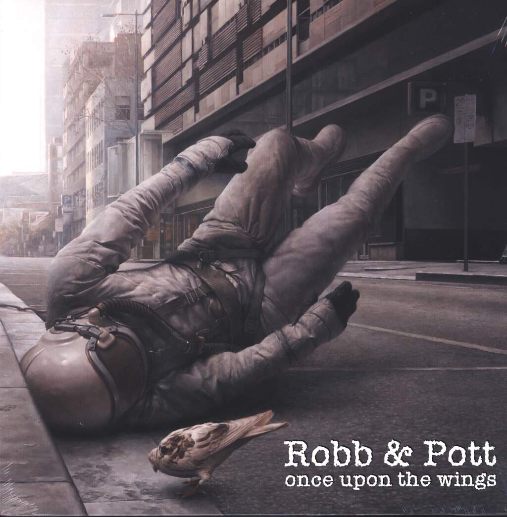 Robb & Pott: Once Upon The Wings, LP (Vinyl)
