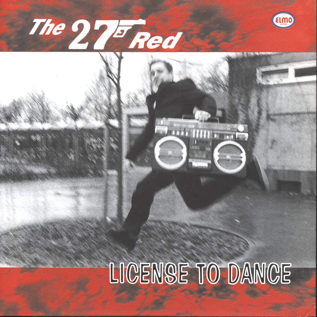 "27Red: Licence To Dance, 7"" Single (Vinyl)"
