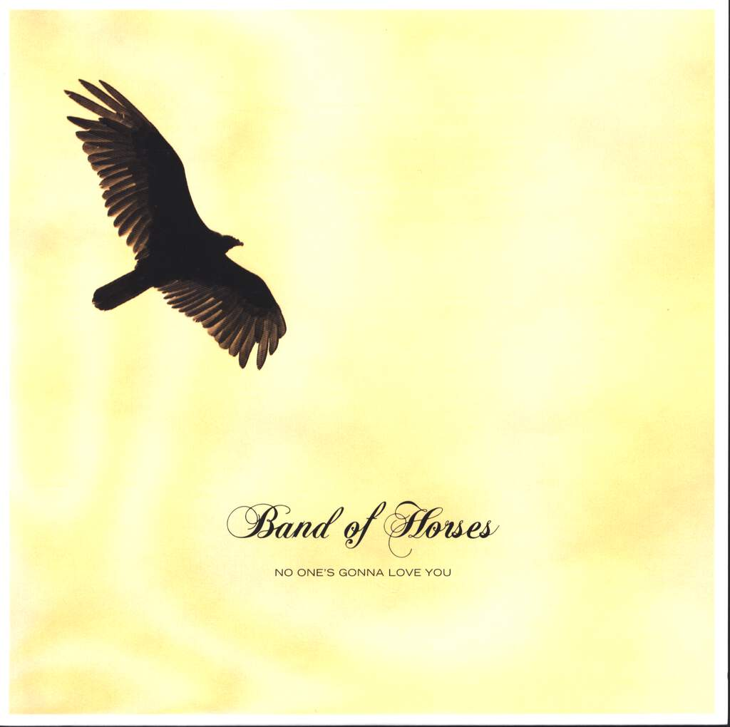 "Band Of Horses: No One's Gonna Love You, 7"" Single (Vinyl)"