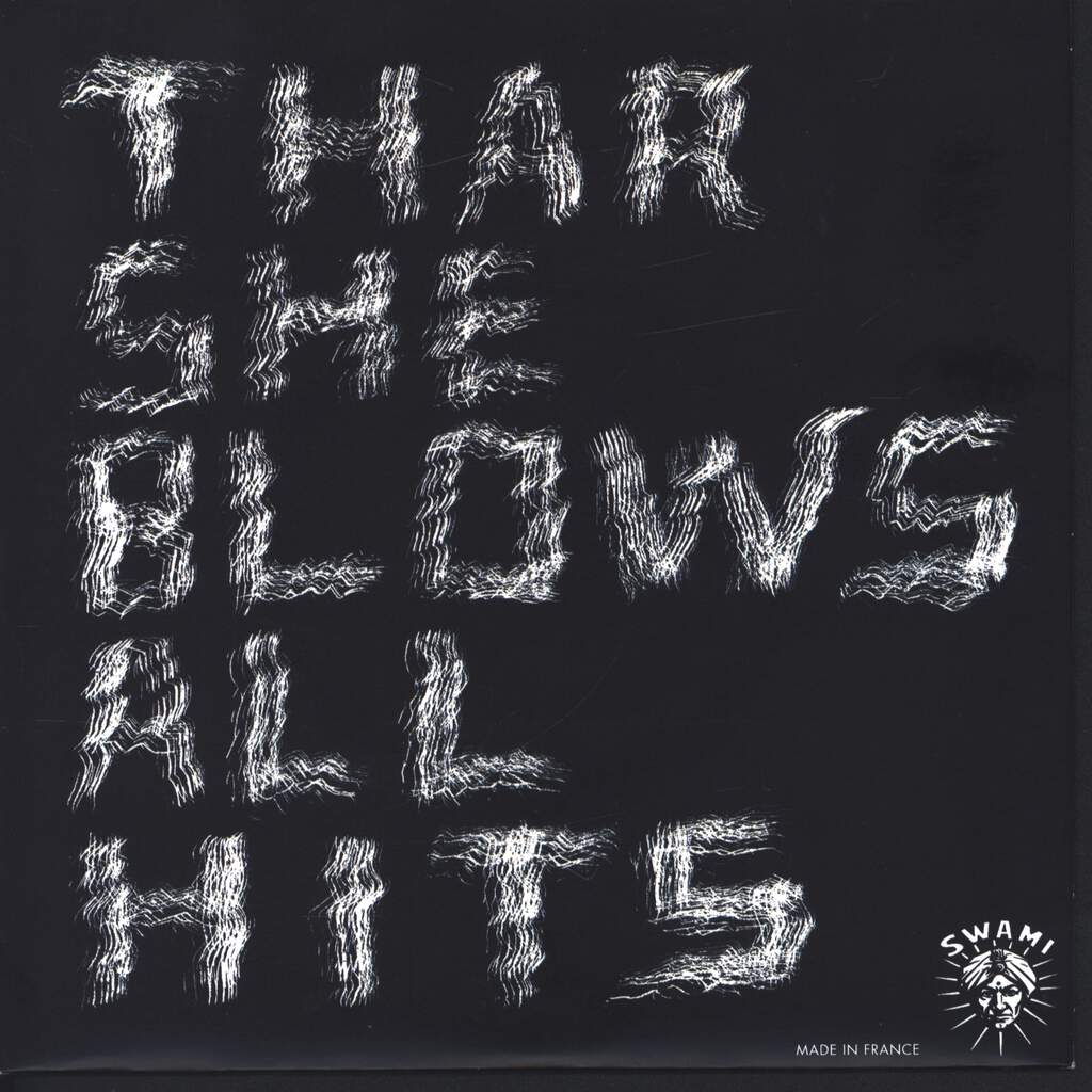 "The Night Marchers: Thar She Blows / All Hits, 7"" Single (Vinyl)"
