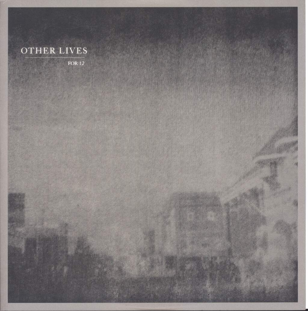 "Other Lives: For 12, 12"" Maxi Single (Vinyl)"