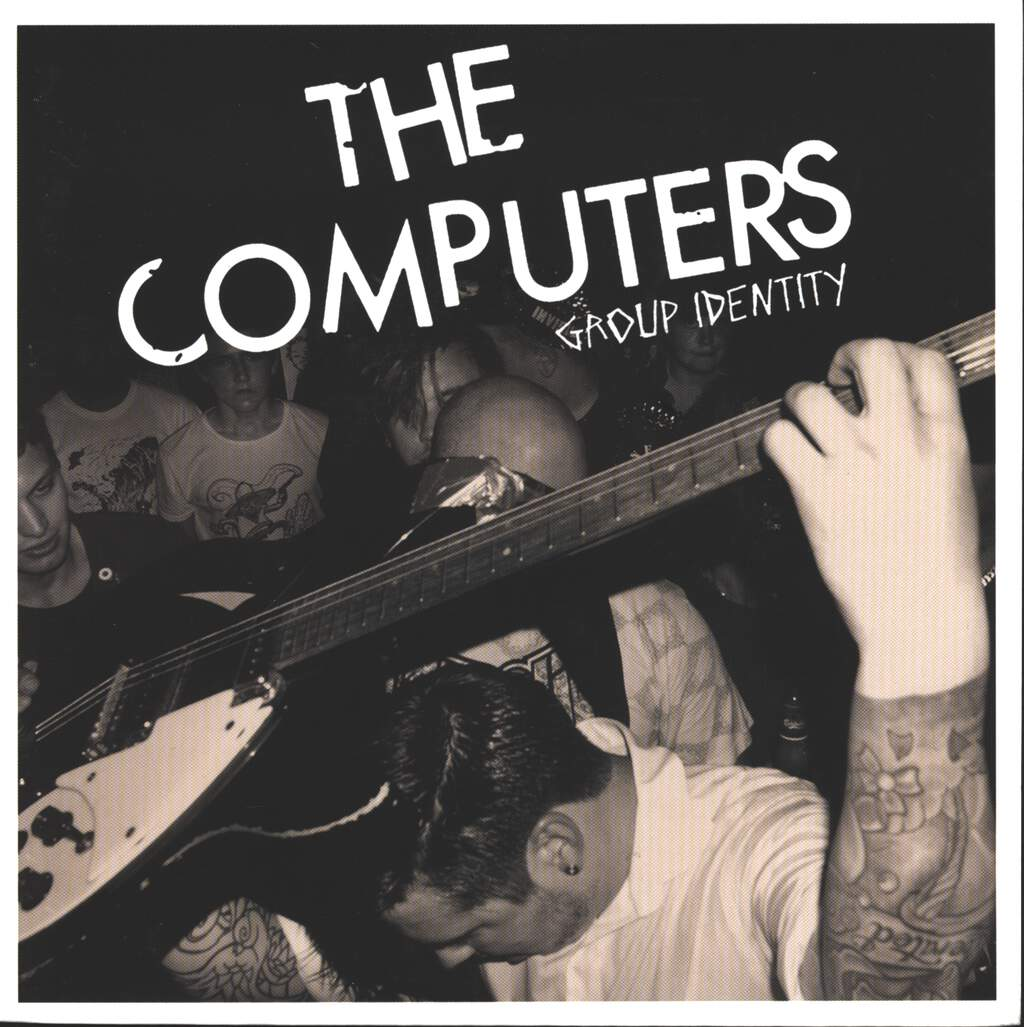 "The Computers: Group Identity, 7"" Single (Vinyl)"