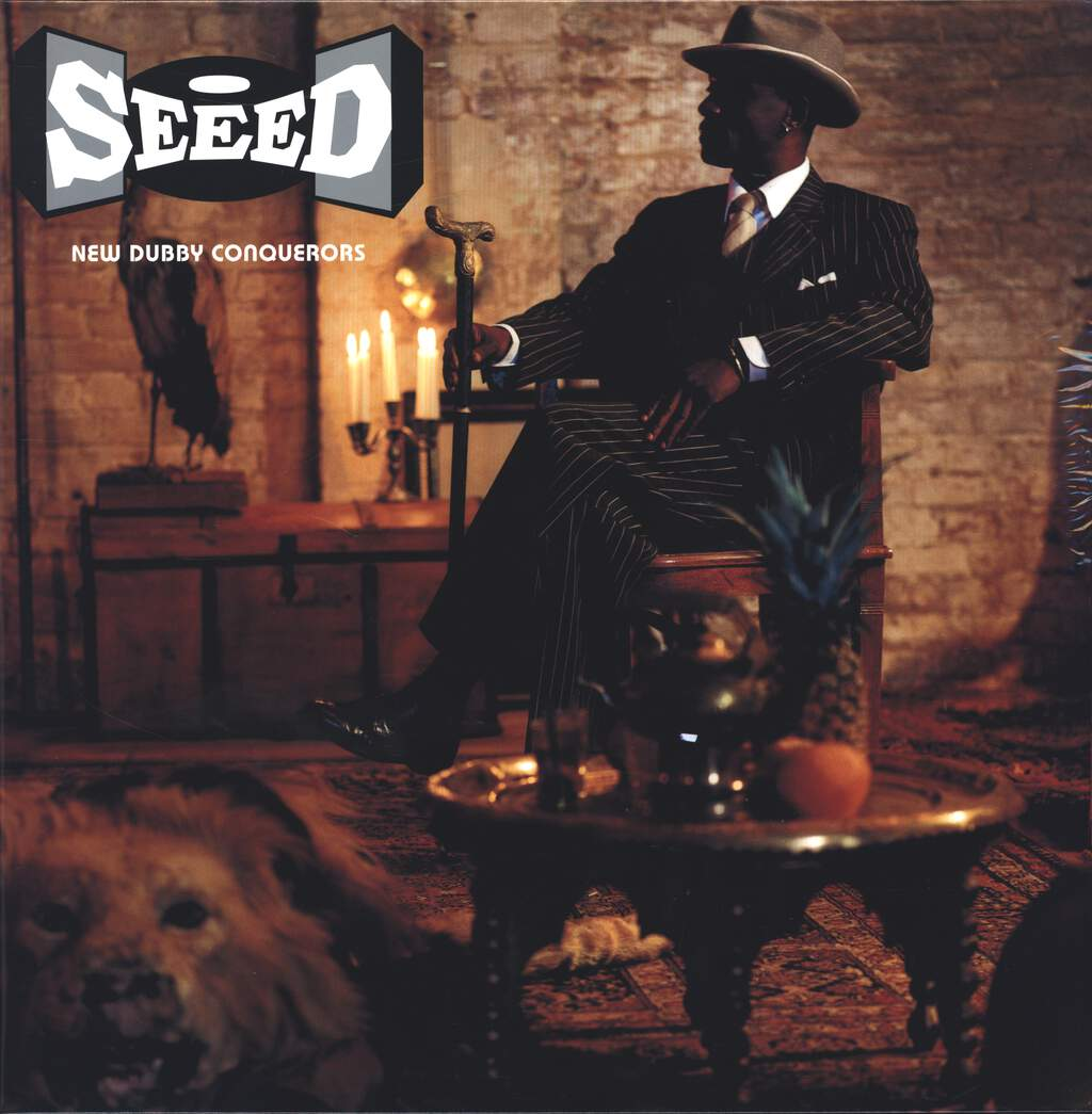 Seeed: New Dubby Conquerors, LP (Vinyl)