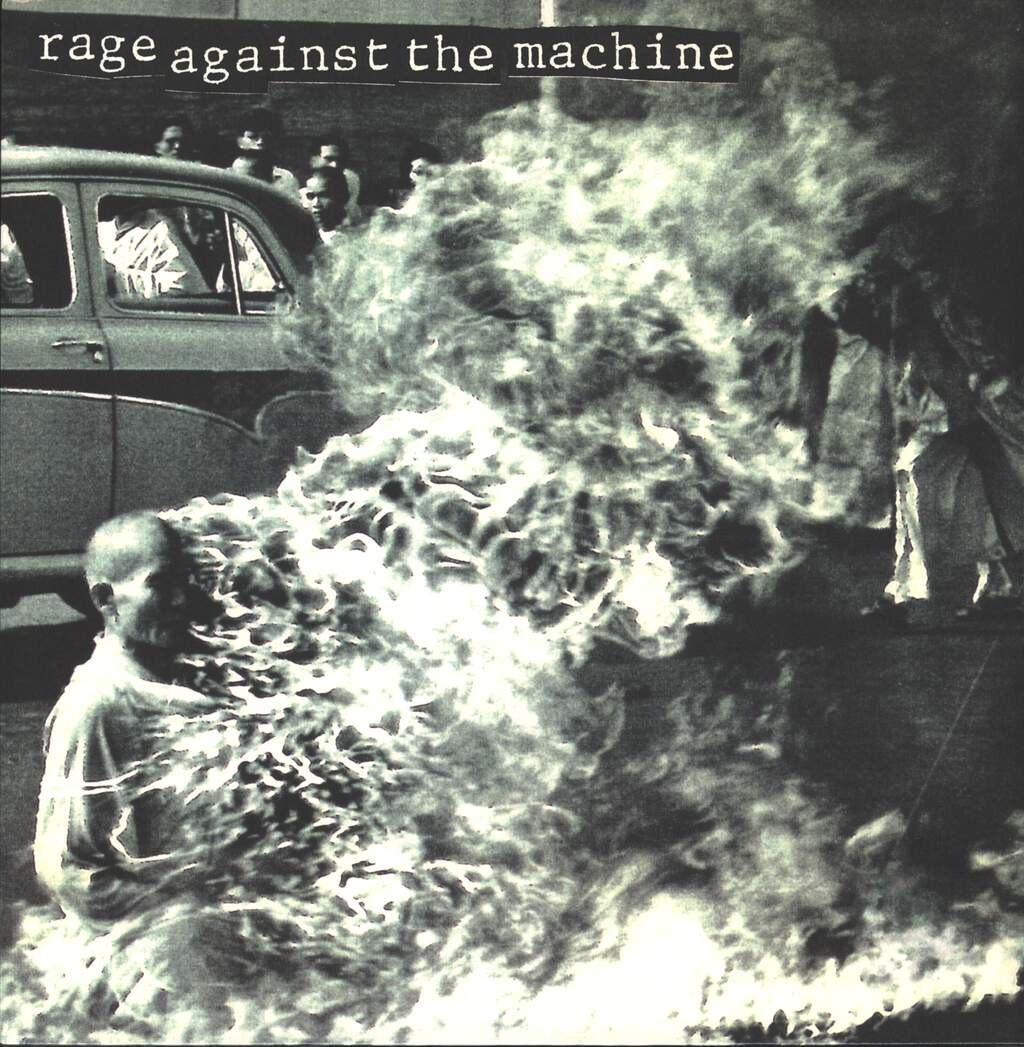 Rage Against the Machine: Rage Against The Machine, LP (Vinyl)