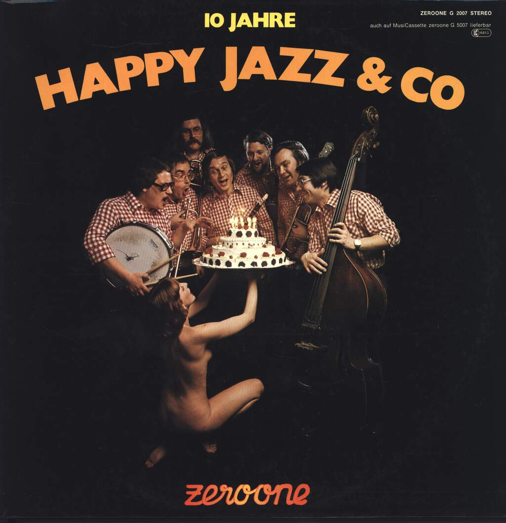 Happy Jazz & Co.: 10 Jahre Happy Jazz & Co, LP (Vinyl)