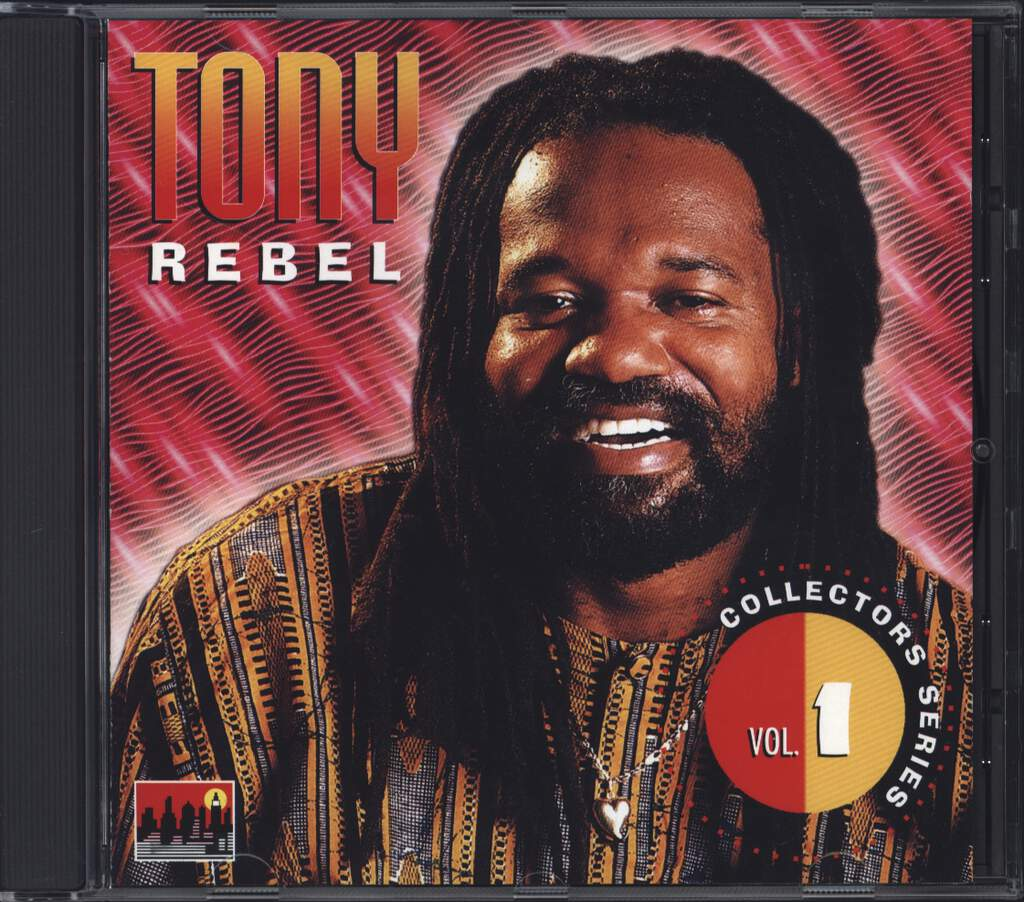 Tony Rebel: Collectors Series Vol 1, CD