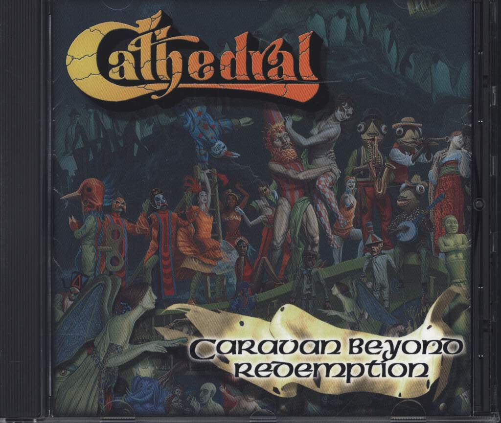 Cathedral: Caravan Beyond Redemption, CD