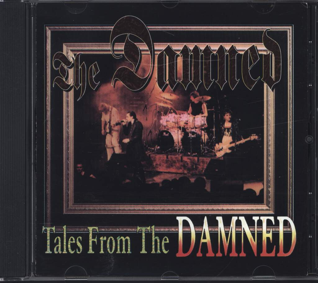 The Damned: Tales From The Damned, CD