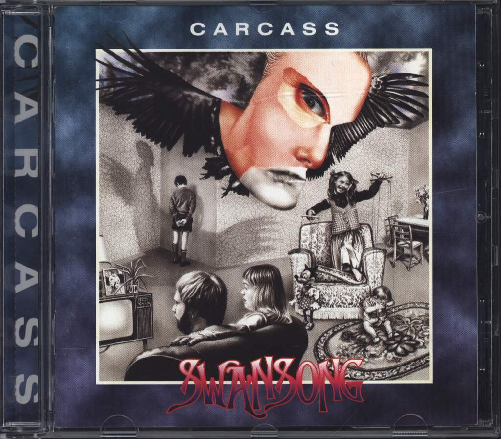 Carcass: Swansong, CD