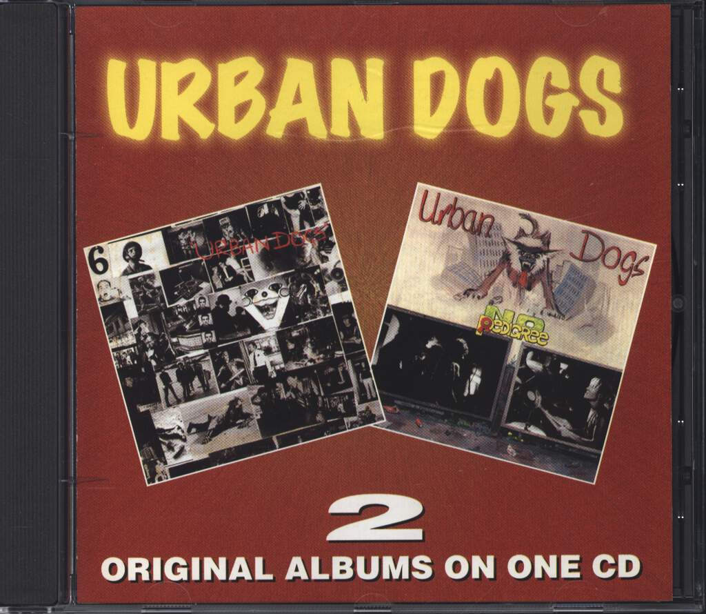 Urban Dogs: Urban Dogs / No Pedigree, CD