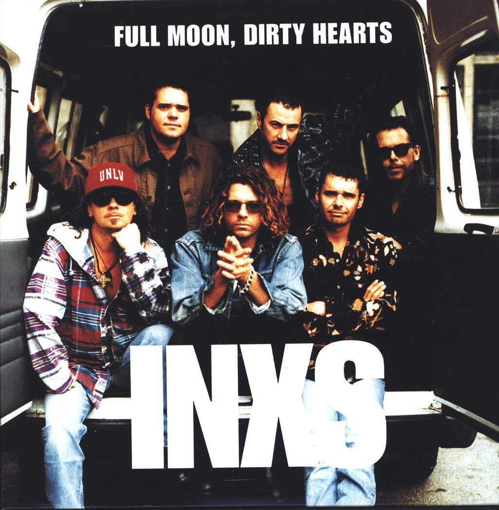 Inxs: Full Moon, Dirty Hearts, LP (Vinyl)