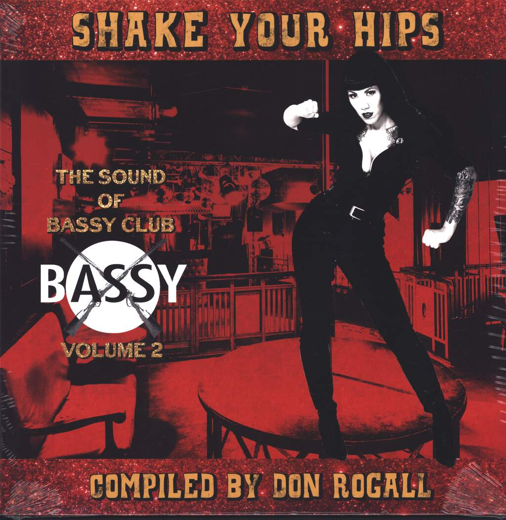 Various: Shake Your Hips The Sounds Of Bassy Club Vol. 2, LP (Vinyl)