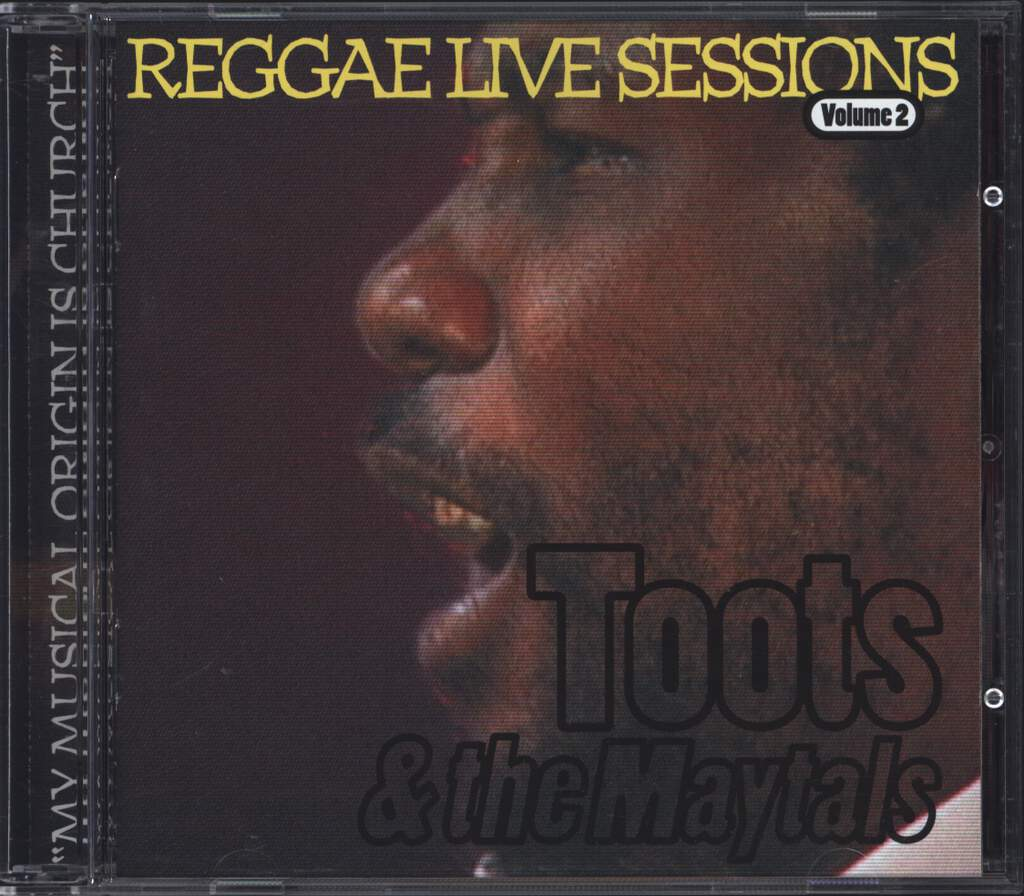 Toots & the Maytals: Reggae Live Sessions Volume 2, CD