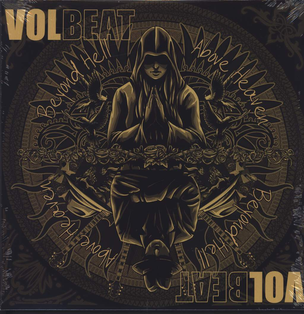 Volbeat: Beyond Hell / Above Heaven, LP (Vinyl)