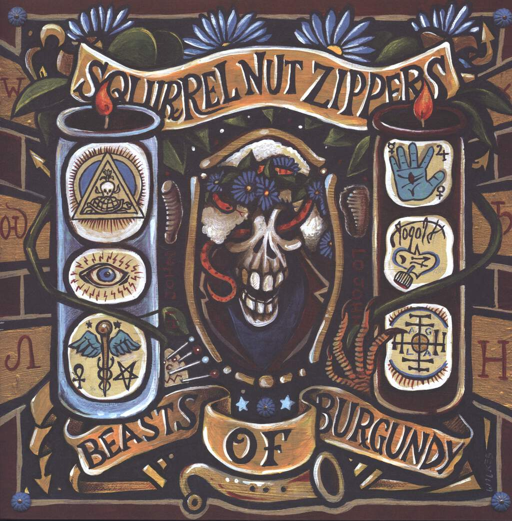 Squirrel Nut Zippers: Beasts Of Burgundy, LP (Vinyl)