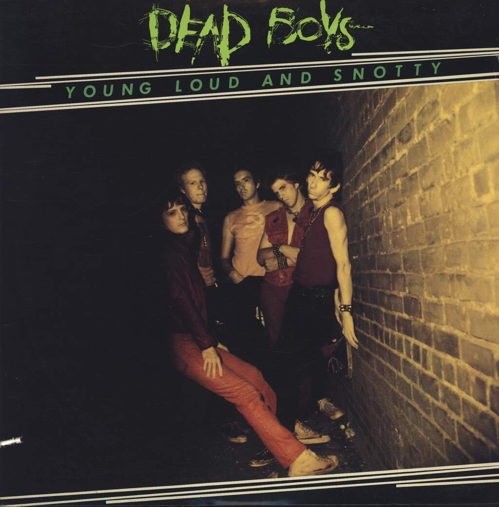 The Dead Boys: Young Loud And Snotty, LP (Vinyl)