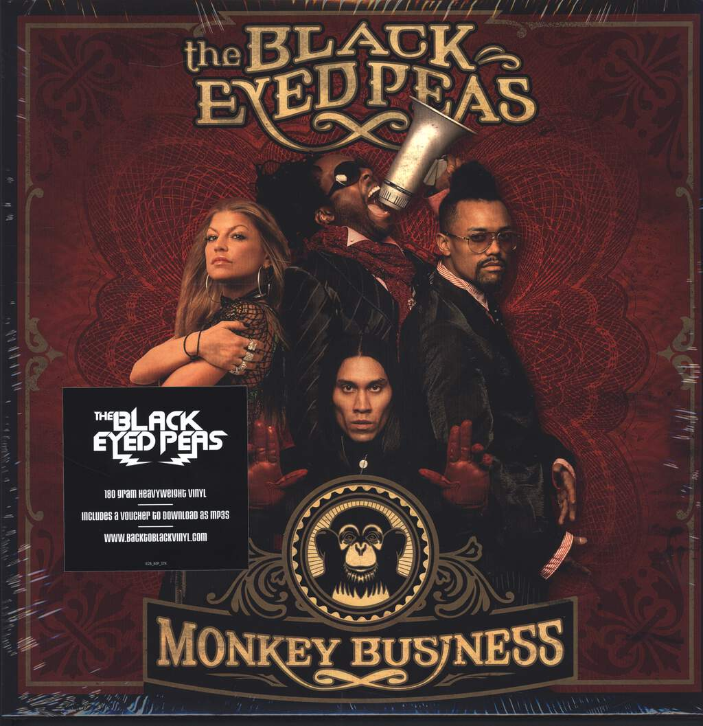 Black Eyed Peas: Monkey Business, 2×LP (Vinyl)