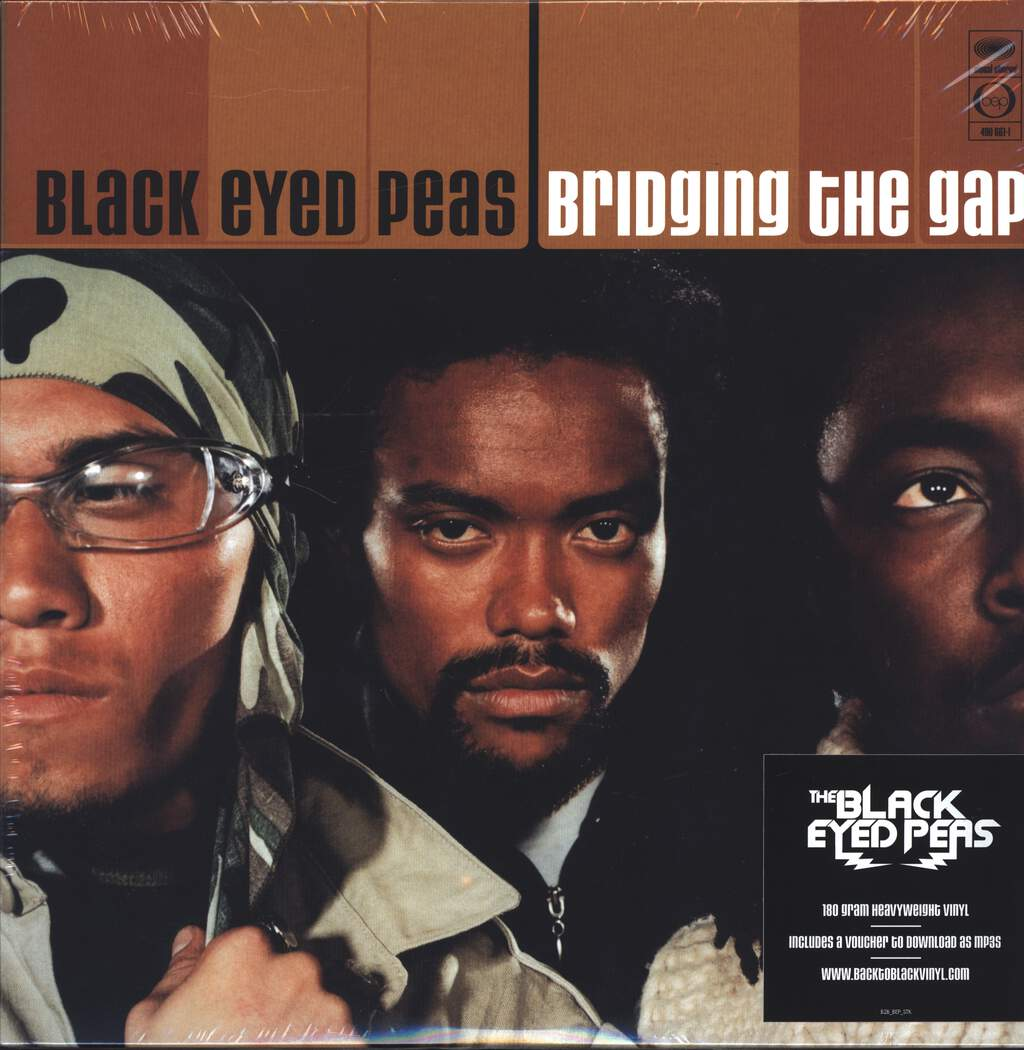 Black Eyed Peas: Bridging The Gap, LP (Vinyl)