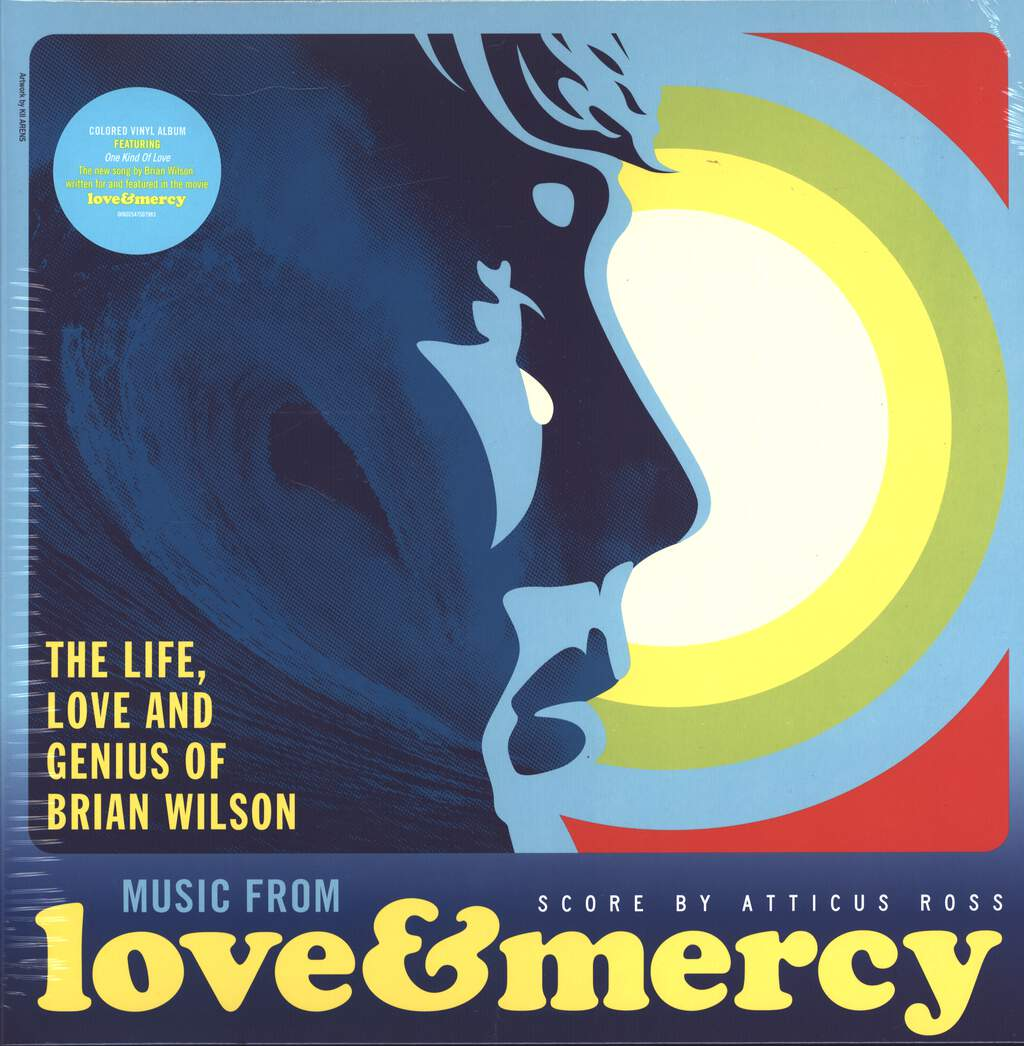 Atticus Ross: Music From Love & Mercy, LP (Vinyl)