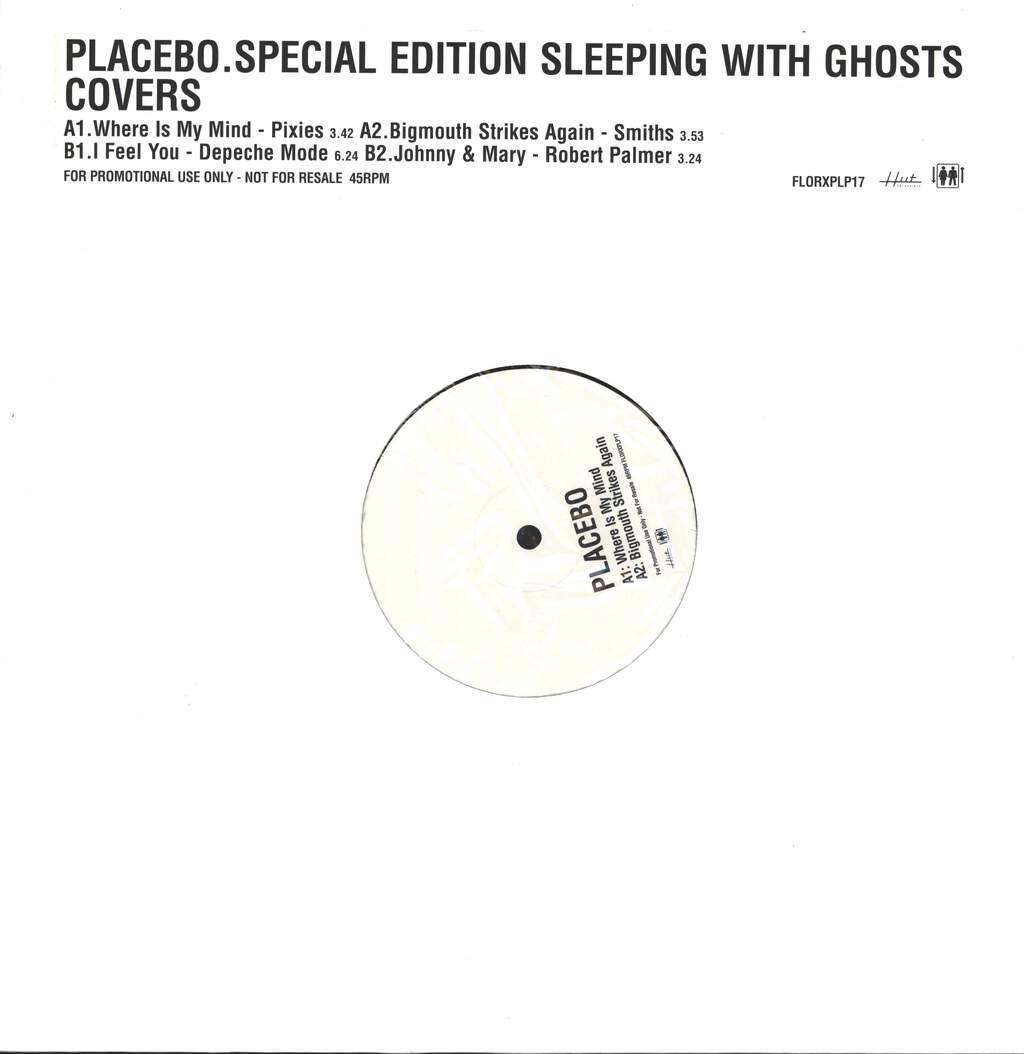 "Placebo: Covers EP, 12"" Maxi Single (Vinyl)"