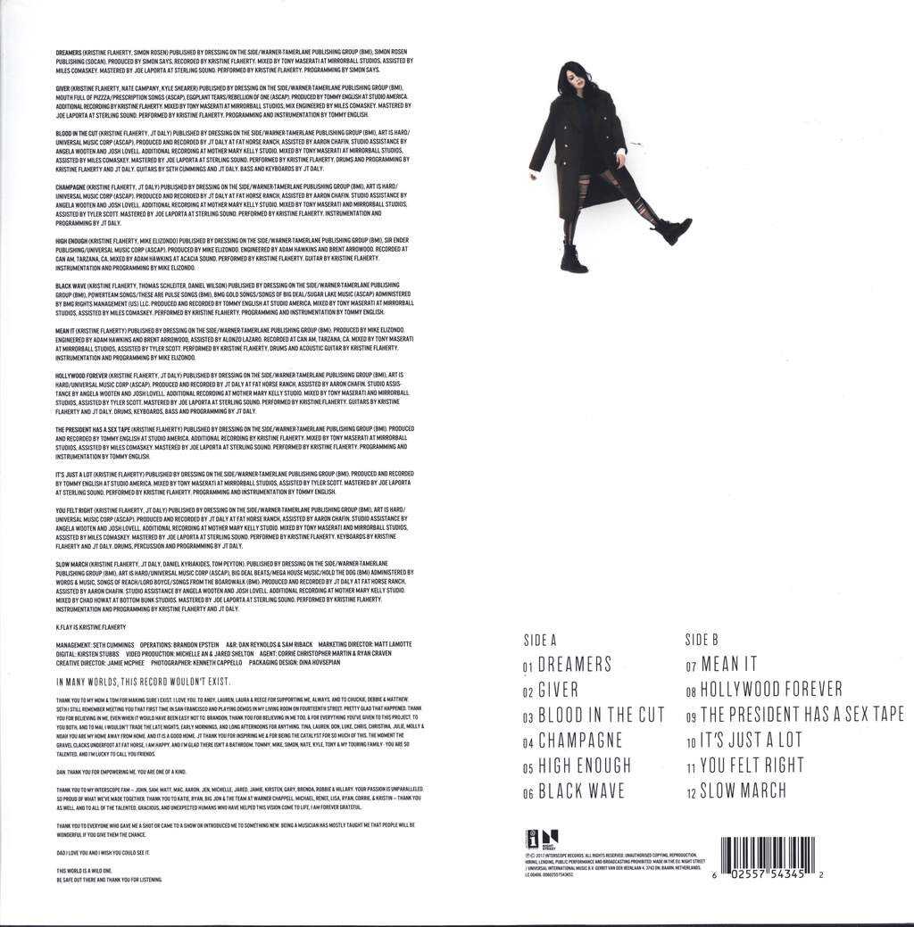 K.Flay: Every Where Is Some Where, LP (Vinyl)